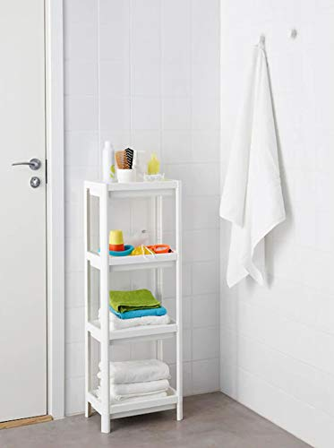 IKEA–estantería, color blanco