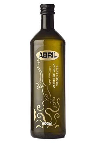 Abril Aceite de Oliva Virgen Extra Gran Selección 1 L - Caja de 6 botellas