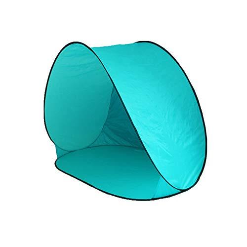HWZP Tent outdoor beach automatische dumping vissen strandtent blokkeren UV tent