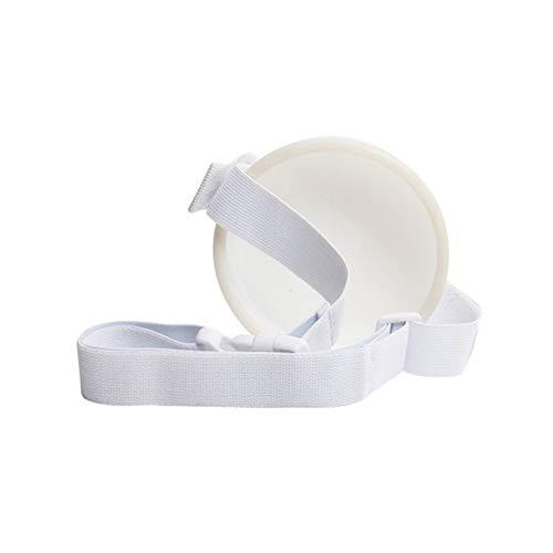 WSN Ostomy Girdle, Portable Ostomy Belt Hernia Light Support with Closure for Colostomy Ileostomy Stoma Care