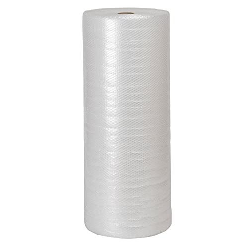 BB-Verpackungen 1 x Luftpolsterfolie 3-lagig 1,0 x 50 m (75 my stark, Schutz von empfindlichen Gegenständen) - Sets zwischen 1 und 3 Rollen
