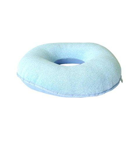 MEYLEE Rehabilitation Pflegemittel Baumwolle Atmungsaktives Anti-Dekubitus-Kissen - für Rollstühle und Betten - waschbar , f