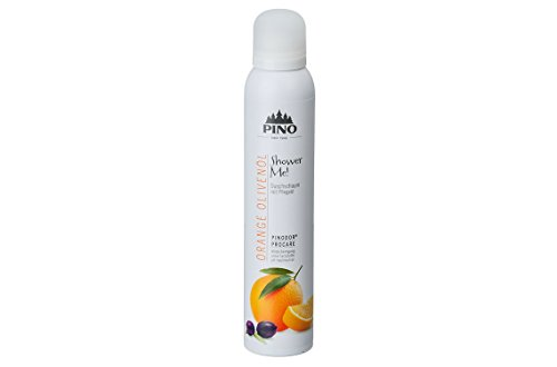 SHOWER ME! Duschschaum Orange Olivenöl 200ml