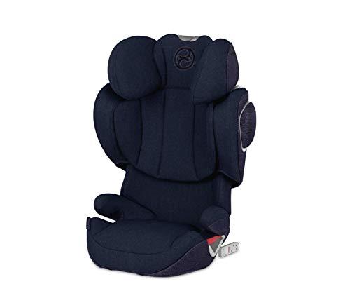 Cybex Solution Z-Fix Booster Car Seat - Midnight Blue