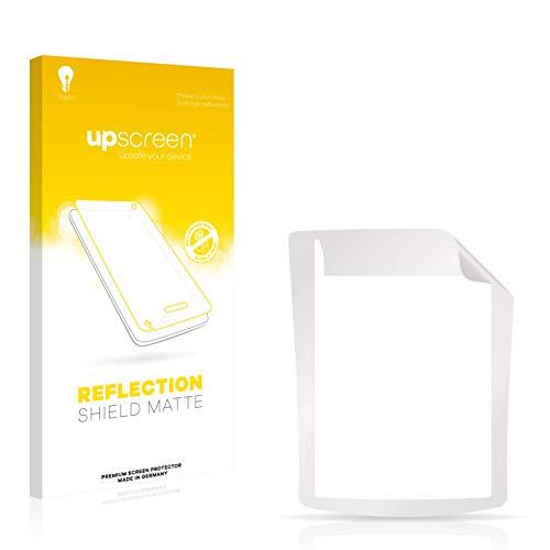 upscreen Entspiegelungs-Schutzfolie kompatibel mit Verifone H5000 (Fläche um Bildschirm) – Anti-Reflex Bildschirmschutz-Folie Matt