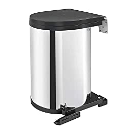 Rev-A-Shelf under sink trash can