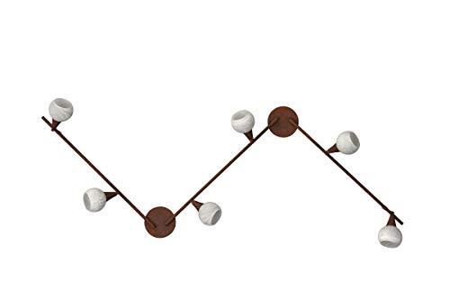 Massive Lampe lumière éclairage plafonnier Marcos 51156/86/10