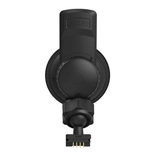 Vantrue N2 Pro, N2, T2, R3, X3 Dash Cam GPS Receiver Module Mini USB Port Car Suction Cup Mount for Windows and Mac