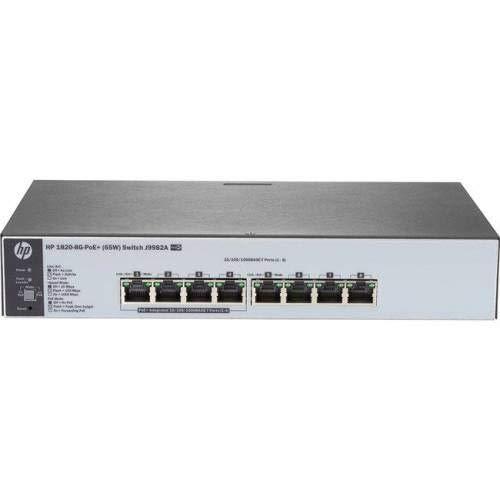 HP J9979A#ABB 1820-8G Switch-Hub