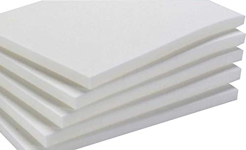 NEW MILLENNIUM PRODUCTS 3 Pack Made in The USA Wound Care Foam Sheets (3)