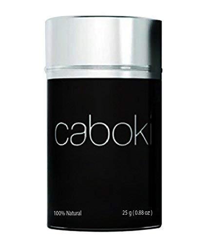 Eco aurous Hair Building Fiber-Black (25gm)