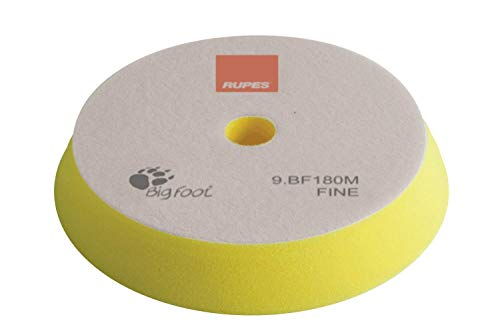 Rupes Polierschwamm Fine (gelb) 150/180mm 2 Stück