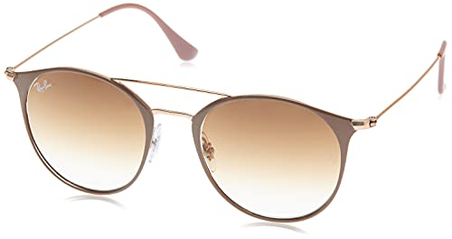Ray-Ban 0rb3546 907151 49 Gafas de Sol, Copper Top on Beige, Unisex