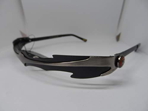 Sunblade Sun Visor, Sonnenschutz-Brillengestell / Visier. Sunvisor SB 306, Gestell und Visier: metallic-Eisblau
