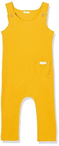 United Colors of Benetton Tutina Chándal, Amarillo (Mineral Yellow 10k), 68 para Bebés