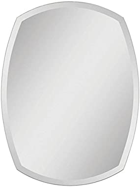 Quality Glass Frameless Decorative Mirror | Mirror Glass for Wall | Mirror for bathrooms | Mirror in Home | Mirror Decor | Mi