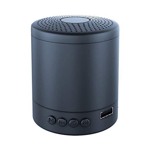 Suszian Altavoz Bluetooth portátil, Mini Altavoz Bluetooth portátil Estéreo Altavoz inalámbrico Mini...