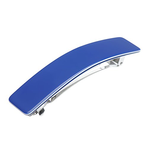 Kosmart - Lithuanian made hairclip Check out the Blue - LT95X20CLBLW