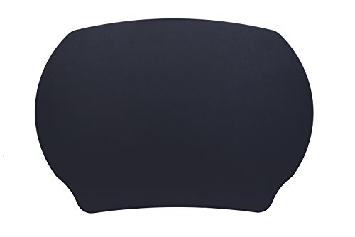 KM-Gaming K-GP2 Stardust Hard Mauspad Midnight Black [360 x 240mm]