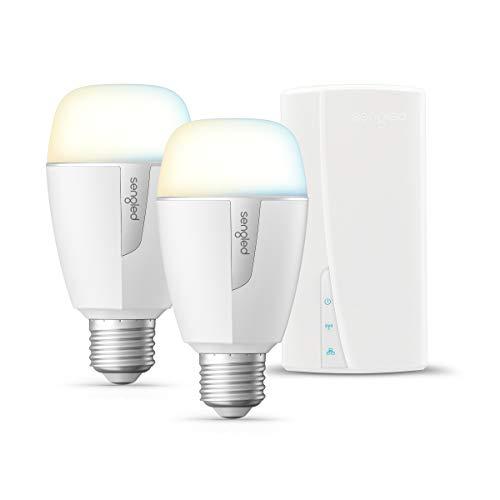 Sengled Smart LED Tunable Starter Kit, 60W Equivalent, 2-Pack Now $15.19