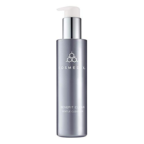 COSMEDIX Benefit Ultra Gentle, Hydrating Facial Cleanser, Sulfate-Free – All Day & Skin Types