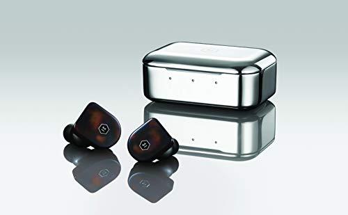 Master&Dynamic完全ワイヤレスイヤホンMW07高音質/AAC,Apt-X対応/防滴トータスシェル【国内正規品】
