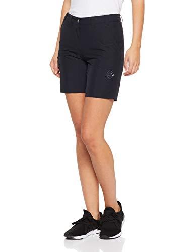 Mammut Damen Shorts Hiking Shorts, schwarz, 34 EU