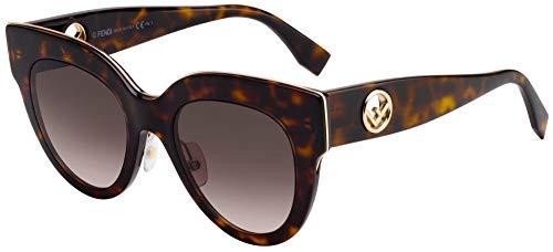 Preisvergleich Produktbild Fendi Ff 0360 / g / s Sonnenbrille Damen