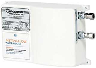 Chronomite SR-30L/120 HTR 120-Volt 30-Amp SR Series Instant-Flow Low Flow Tankless Water Heater by Chronomite