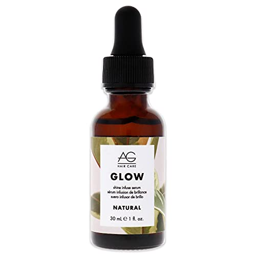 AG Hair Natural Glow Shine Infuse Serum