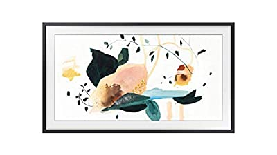 Samsung 50-inch Class FRAME QLED LS03 Series - 4K UHD Dual LED Quantum HDR Smart TV with Alexa Built-in (QN50LS03TAFXZA, 2020 Model) from Samsung