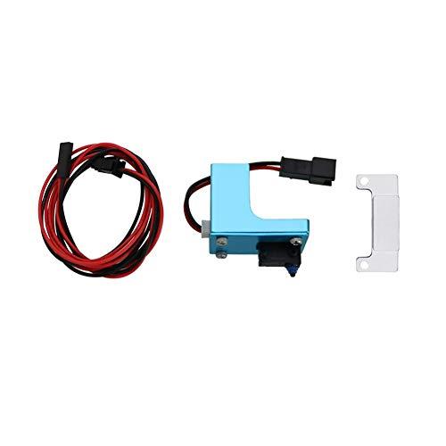LIZONGFQ Zhang Asia Impresora 3D de nivelación automática del Sensor Calefacción Cama Auto-nivelación Kit de sondas en Forma for Kossel Serie Anycubic Piezas 3D de la Impresora