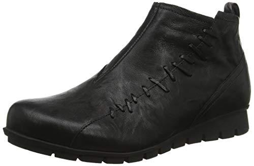 Think! Damen Menscha_585072 Hohe Sneaker, Schwarz (Schwarz 00), 39 EU