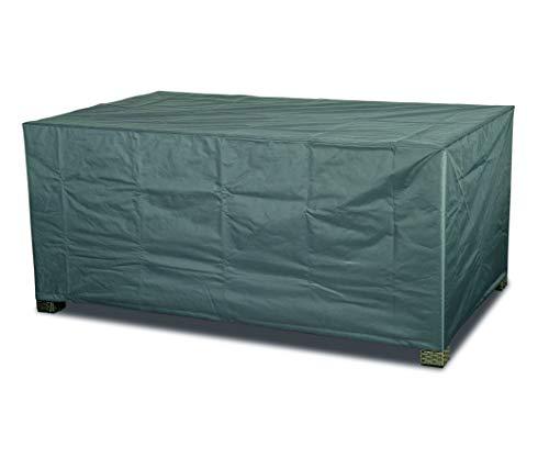 Smart Planet® hoogwaardige tuintafel beschermhoes dekzeil polyester bescherming tegen weersinvloeden - waterdicht met trekband om te trekken - 170 x 100 x 71 cm