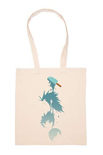 Eis Rahmspinat Meer Salz Trio Tasche Wiederverwendbar Einkaufen Lebensmittel Baumwolltuch Tote Reusable Shopping Bag