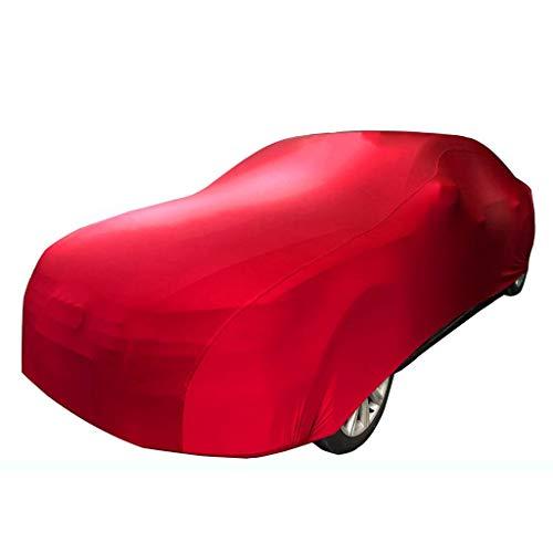 Funda de Coche Compatible con Mercedes-Benz SLK 200 K Grand Edition Funda de Coche/Protección de Pintura de Coche/Fundas Exteriores/Fundas de Coche para Coches/Parasol de Coche (Color: R