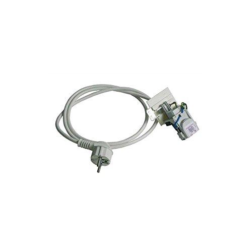 HOTPOINT–Ariston–Cable Stromversorgung 3x 1.01,5Mt + Entstörfilter für Waschmaschine Ariston