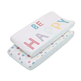 NoJo Super Soft Changing Pad Covers