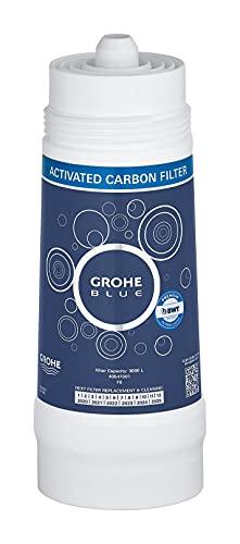 GROHE Filtro ai Carboni Attivi, Bianco 40547001