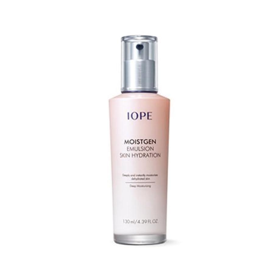 続編消す矢印IOPE Moistgen Emulsion Skin Hydration_130ml