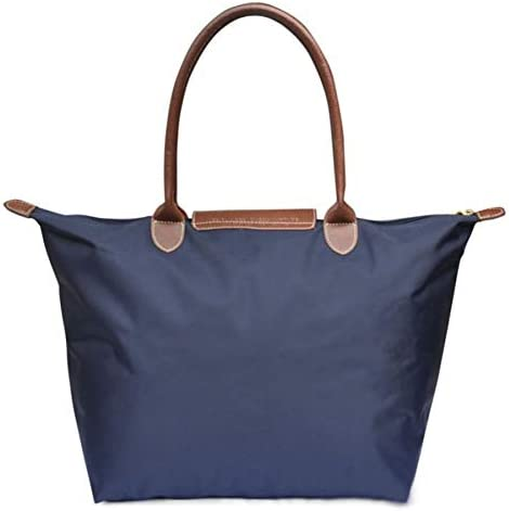 Women Folding Shoulder Bag Water resistant Tote Bag Ideal for Travel Beach Bags Work Bag fits up to 15.6 inch