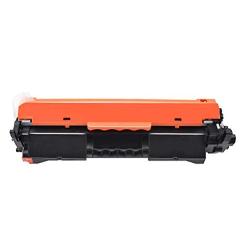 WYKDL Cartucho de tóner CF217A en Polvo fácil de Agregar para HP17A M102a M102w M130a M130nw, Puede Imprimir 1600 páginas, Negro