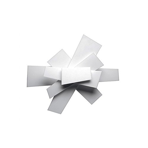 Applique Foscarini Big Bang - plafond - Blanc