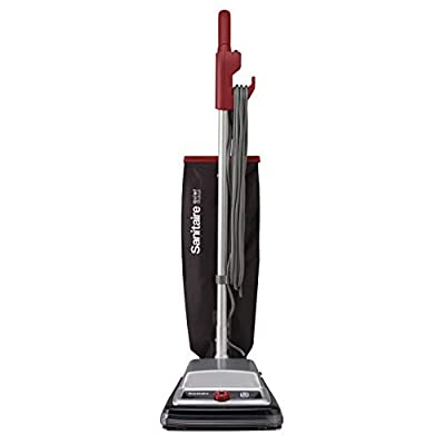 Sanitaire Tradition Commercial Bagged Upright Vacuum Cleaner with Quiet Clean, SC889B