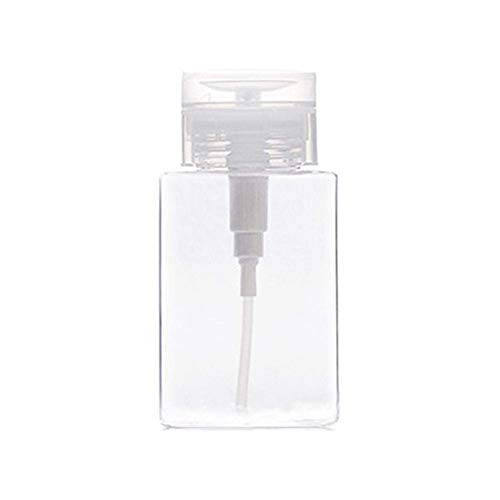 Aediea Distributeur de liquide à pompe vide rechargeable Transparent 150 ml