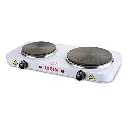 LEBEN 240001 - Placa eléctrica (1500 W)