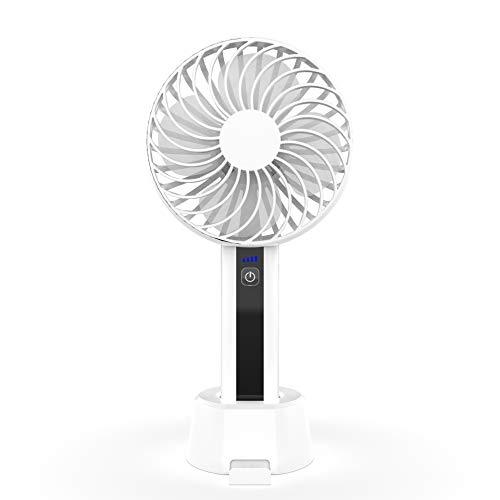 Mini ventilador Ventilador de cara USB Mini Paquete de ventilador Pequeño Ventilador Estudiante Air Facial Ventilador Ventilador Mini Fan Batería Recargable Ventilador portátil Mano Ventilador Mano