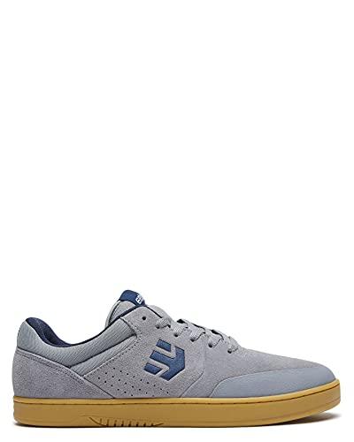 Etnies Zapatos de skate Marana para hombre, gris (Gris/Azul/Gum), 43 EU