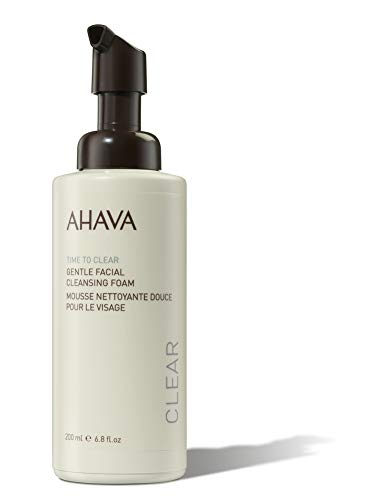 Ahava Time To Clear Gentle Facial Cleansing Foam 200ml