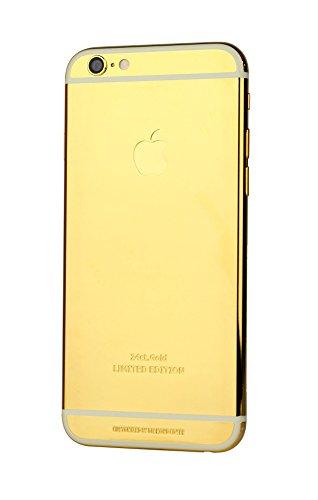 Diamond Cover 315301 - Cover per Apple iPhone 6, 16 GB, 24 carati, colore: Oro